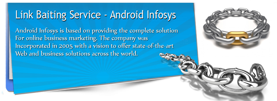 Link Bating Services At Android Infosystem